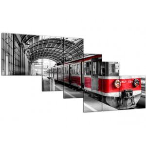 Dworzec w Poznaniu 220x100