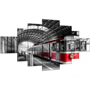 Dworzec w Poznaniu 200x100
