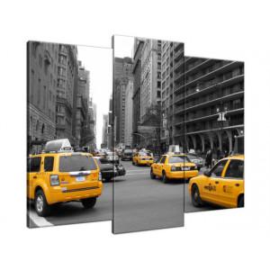 Traktor Belarus 210x100cm - Obraz na ścianę
