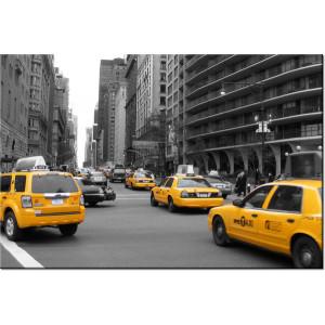 Traktor Belarus 150x70cm - Obraz na ścianę
