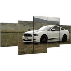Traktor Belarus 120x80cm - Obraz na ścianę
