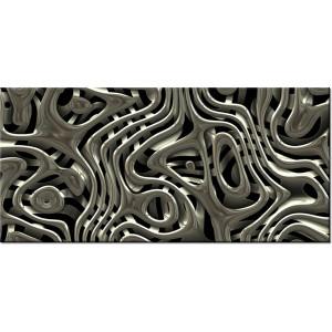 Wieczorny spacer 90x60cm - Obraz na ścianę