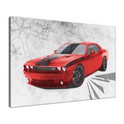 Dodge Challenger Blacktop...