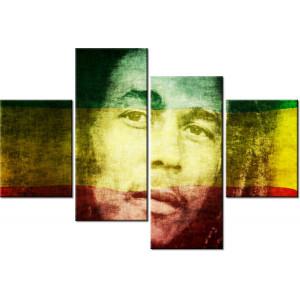 Wieczorna przechadzka 60x50cm - Obraz na ścianę