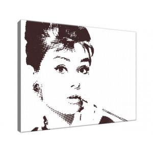 Audrey Hepburn 40x30