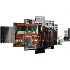 Bostoński wóz strażacki -...