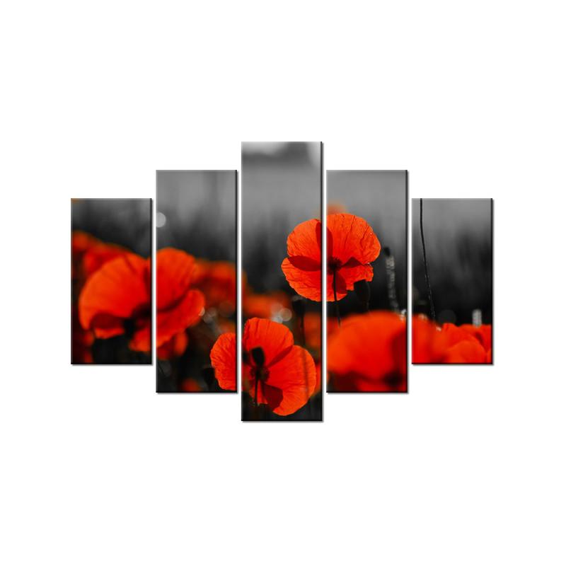 Kamienista droga 150x70cm - Obraz na ścianę