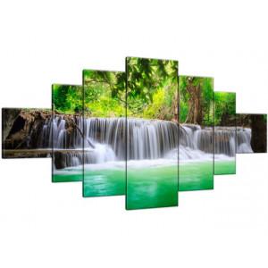 Tajlandia wodospad w...