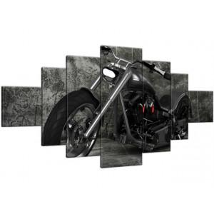 Motocykl 200x100