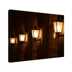 Lampy ścienne 40x30