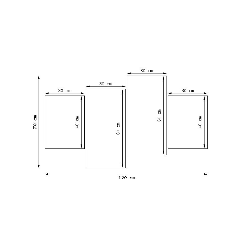 Łodzie rybackie 130x75cm - Obraz na ścianę