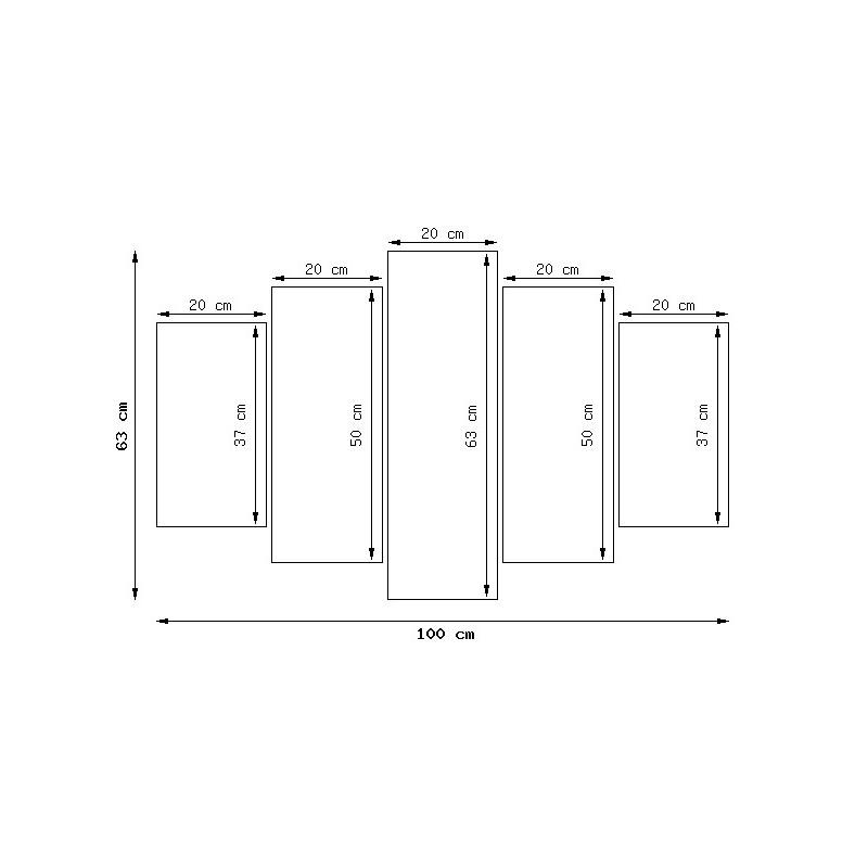 Kwitnące magnolie 120x70cm - Obraz na ścianę