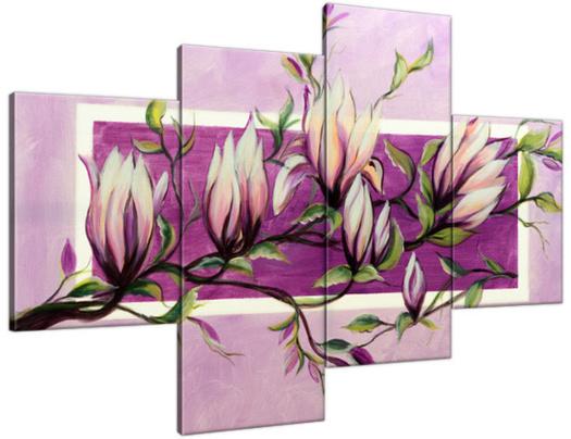 Obraz Słodycz magnolii 1511A_4G